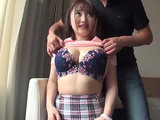 big tits amateur asian