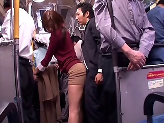 public japanese blowjob