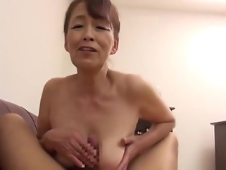 brunette asian big tits