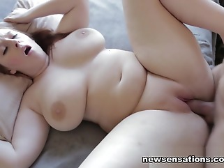 red head bbw big tits